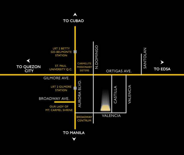 OCP location-map